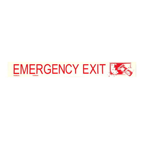 Emergency Exit Large Inside