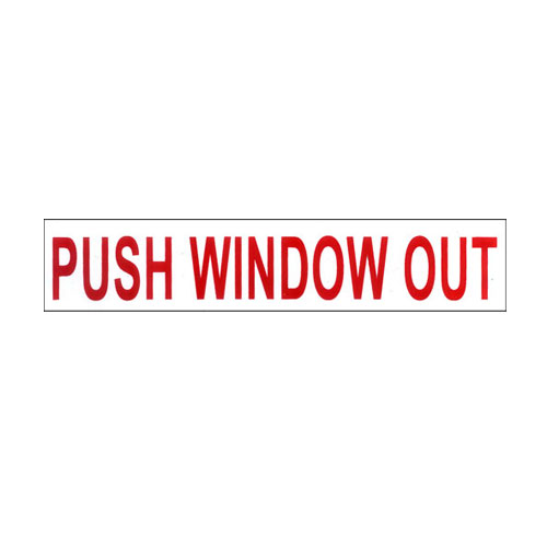 Push Window Out